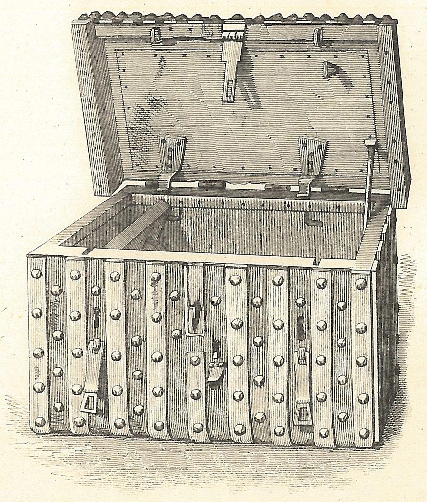 Domesday-chest